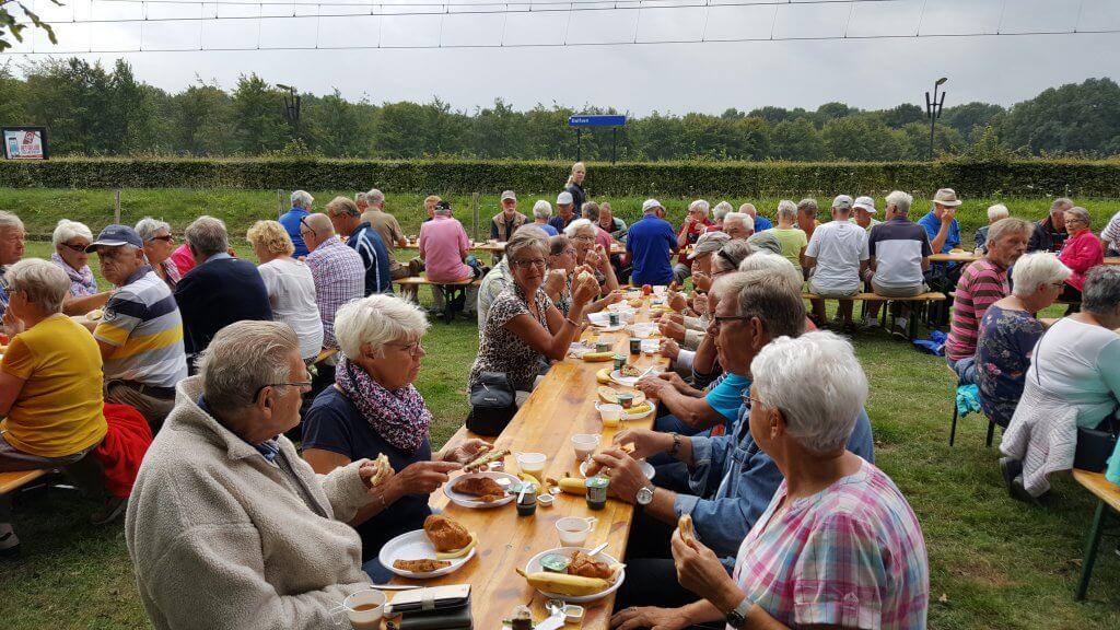 Sallands levensgevoel kamperen voor 55 plussers in Heino