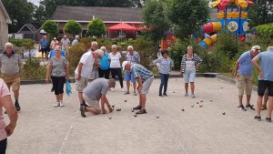 Levensgenieters 55+ arrangement op Camping heino