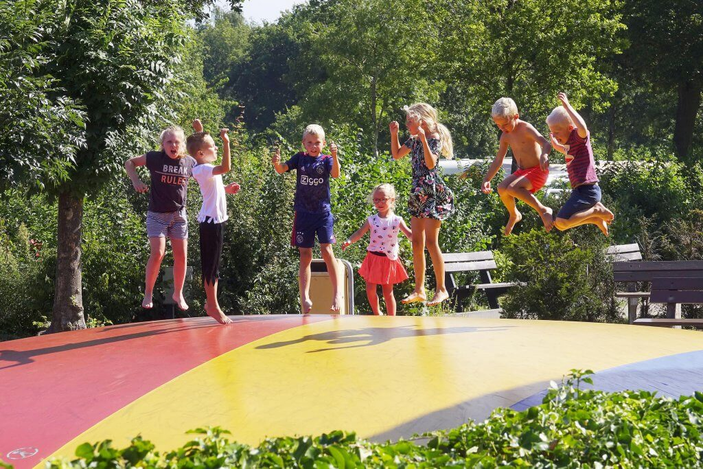 Pinksteren Camping Heino - kamperen - accommodatie