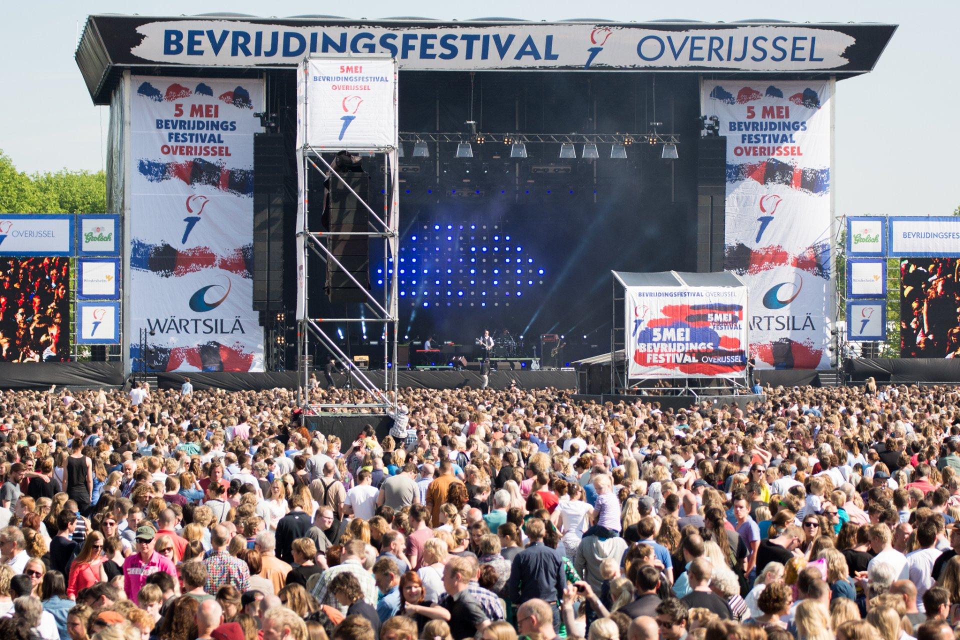 Cultuur in Overijssel - Zwolle - bevreidingsfestival