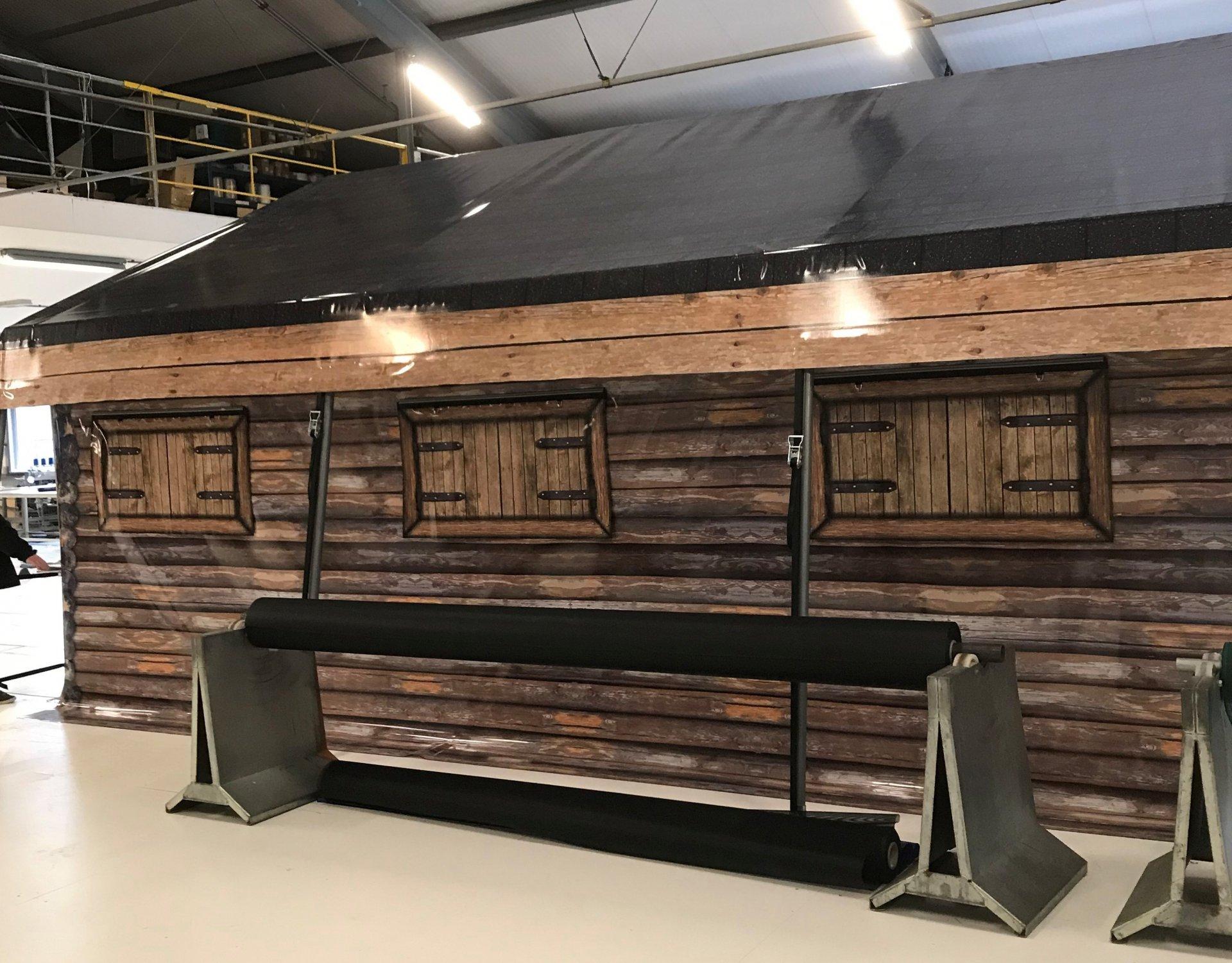 Glamping blokhut - Camping Heino