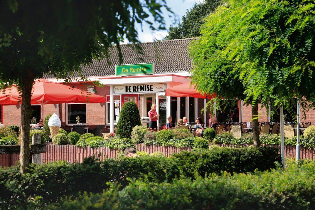 Hemelvaart restaurant De Remise - Camping Heino