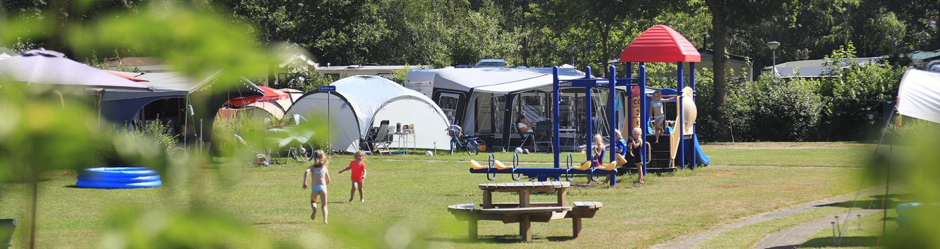 kamperen Camping Heino