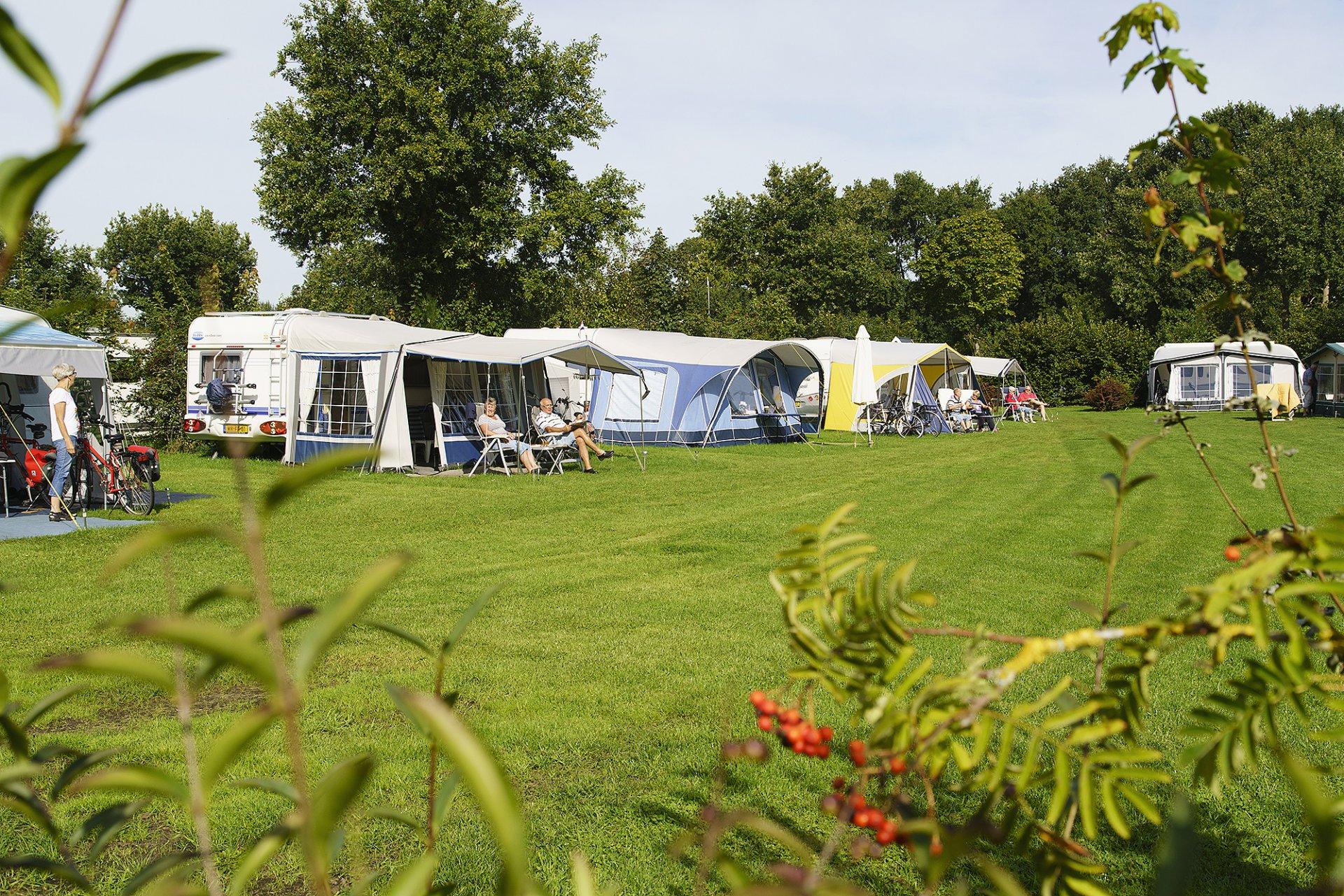 55 plus camping Overijssel In Heino