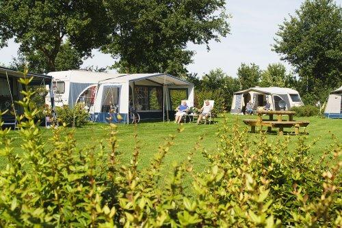 55-plus camping Overijssel