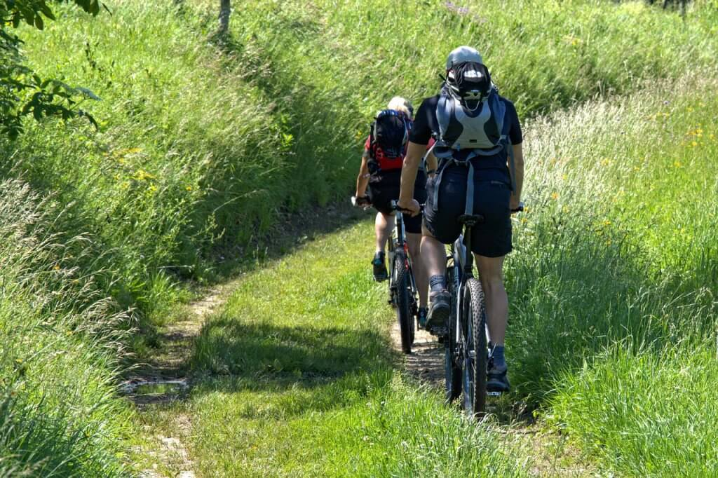 Fietsroutes fietsen