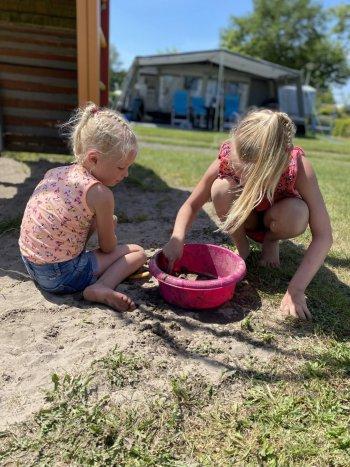 Kamperen met kinderen in Overijssel