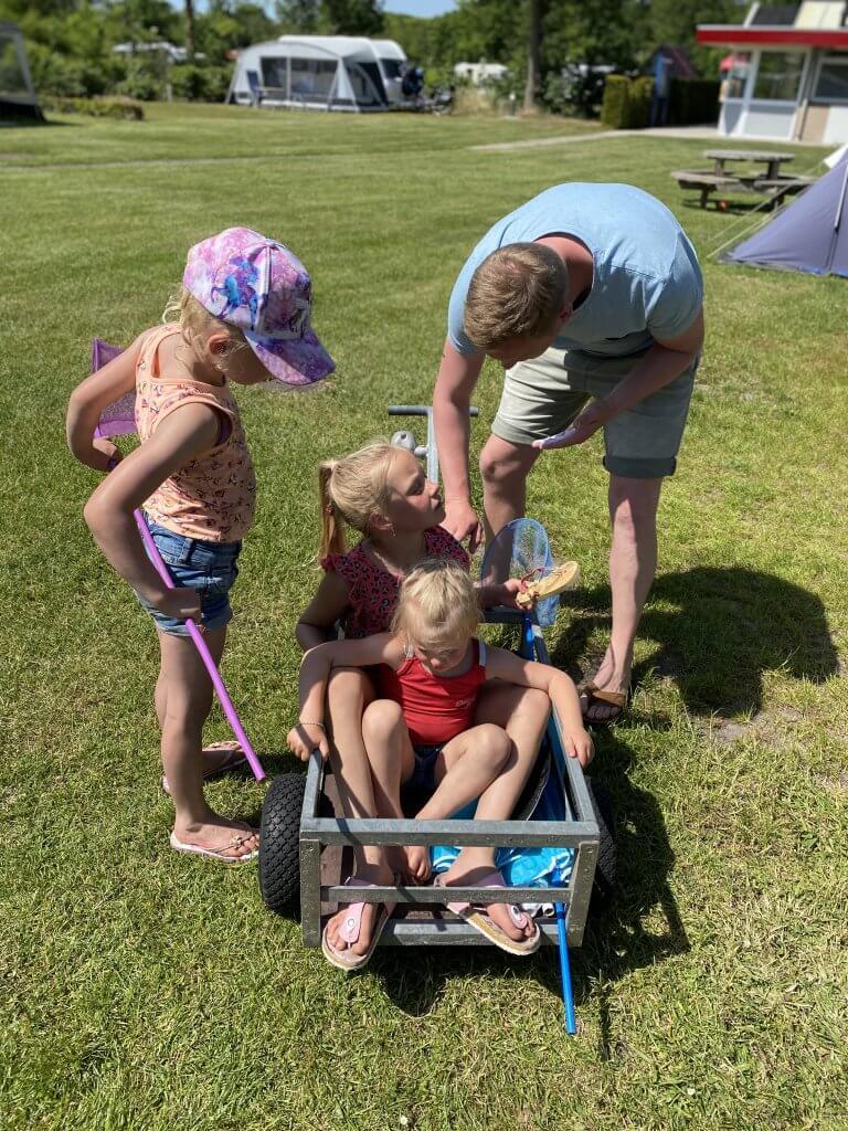 Hemelvaart kamperen Camping Heino