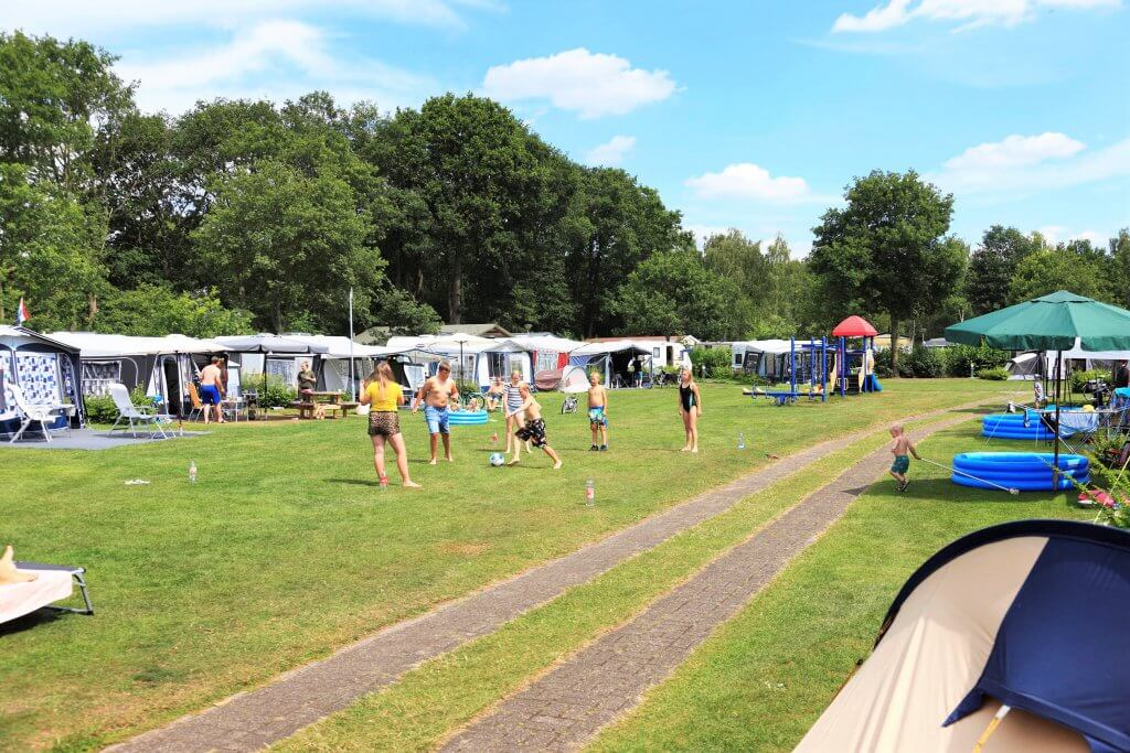 Vakantie Zwolle Camping Heino