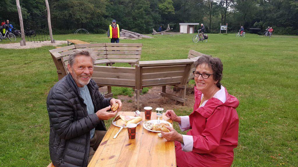 Camping Heino voor 55-plussers