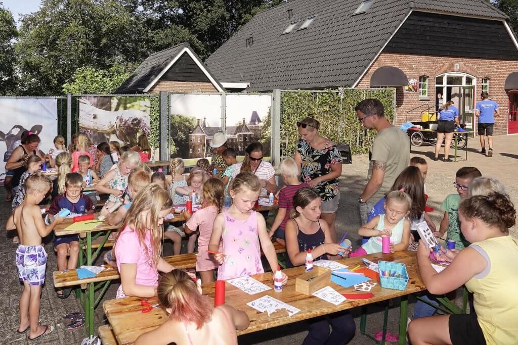 Recreatieprogramma meivakantie kinderen