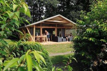 Accommodatie - kampeerlodge