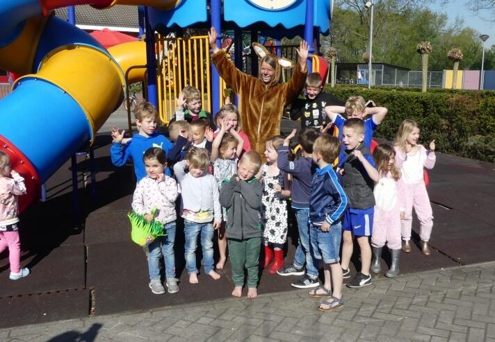 Pasen kamperen met kinderen in Overijssel