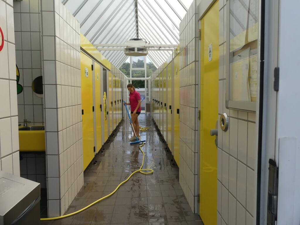 Medewerker schoonmaak Heino