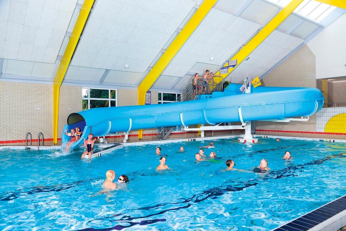 camping met overdekt zwembad in Overijssel