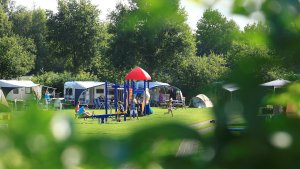 Weekend in mei - Camping Heino - last minute kamperen