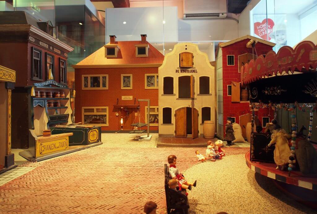 Speelgoedmuseum Deventer overijssel