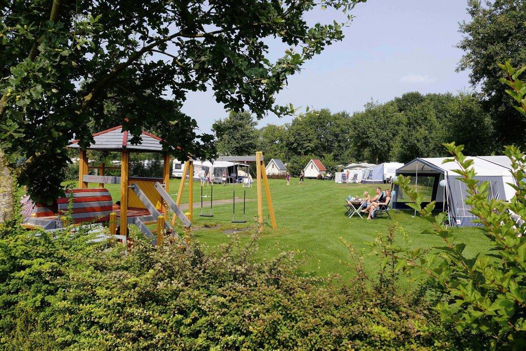 Kampeerreizen Overijssel - Camping Heino