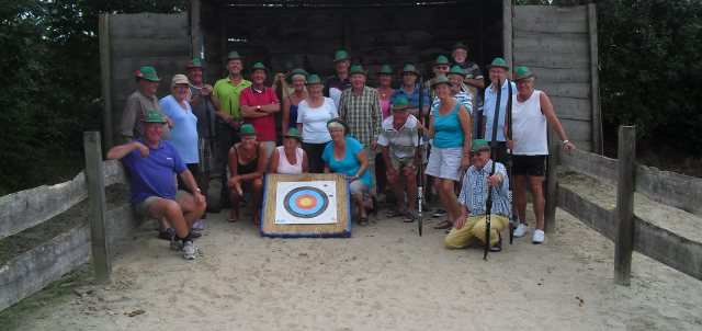 Senioren camping in Heino