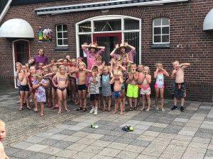 Camping in de zomervakantie met kinderen