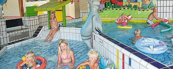 Camping in Overijssel met overdekt zwembad