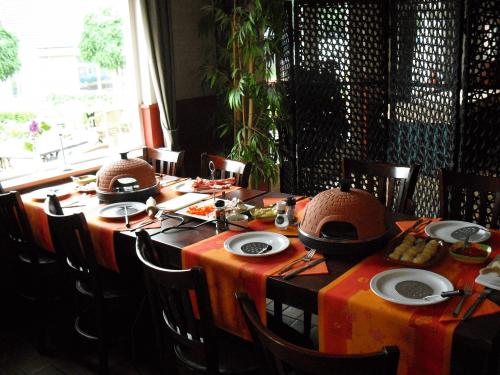 Camping restaurant Overijssel