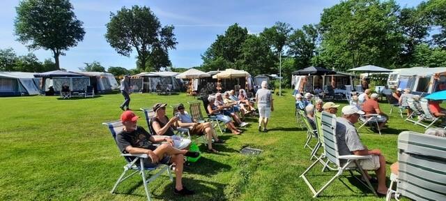 Nazomer in NEderland - 55-plussers -Camping Heino