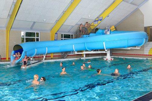 Camping met binnenzwembad